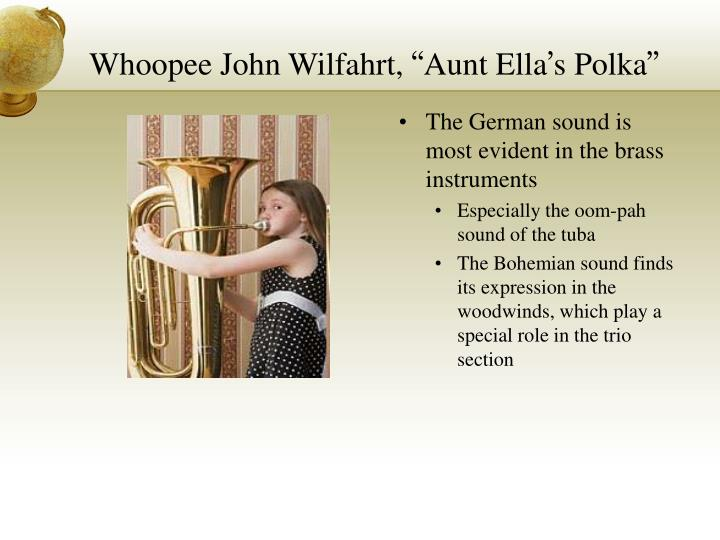 Whoopee John Wilfahrt,