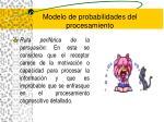 modelo de probabilidades del procesamiento1