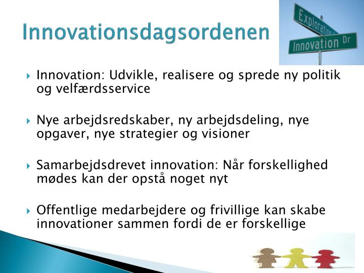 Innovationsdagsordenen