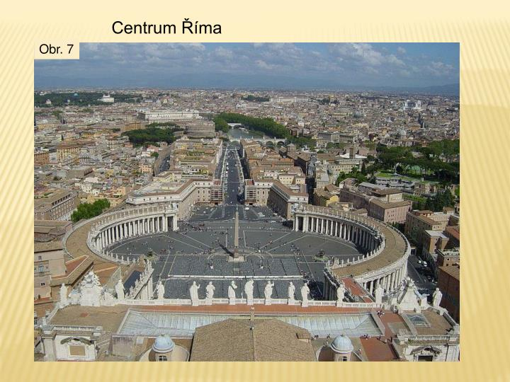Centrum Říma