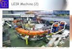 leir machine 2