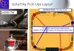 schottky pick ups layout