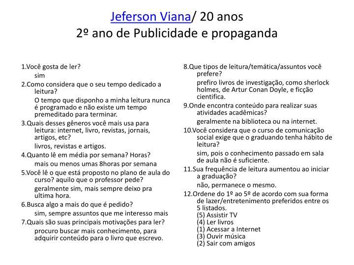 Jeferson Viana