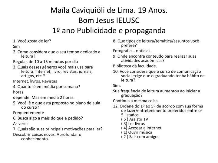Maíla
