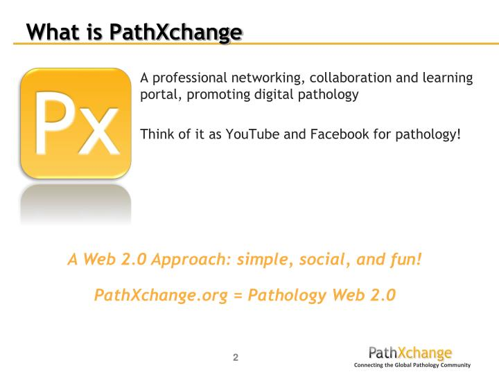What is PathXchange