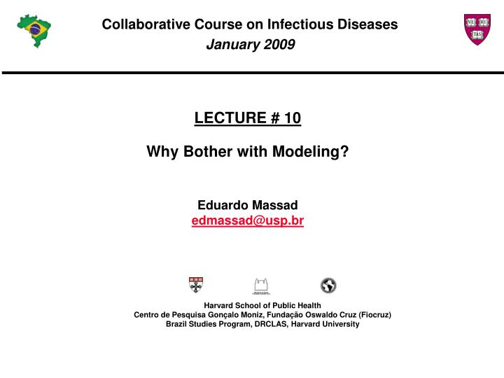 Collaborative Course on Infectious Diseases