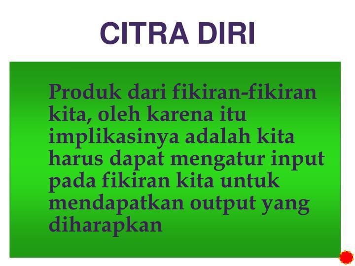 CITRA DIRI
