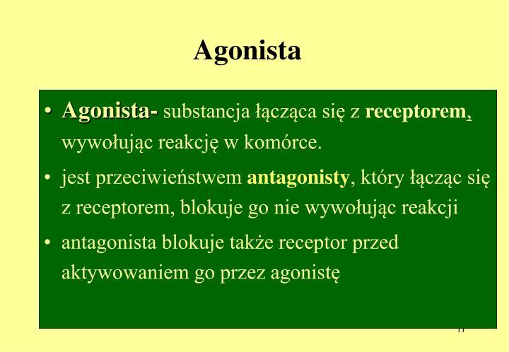 Agonista
