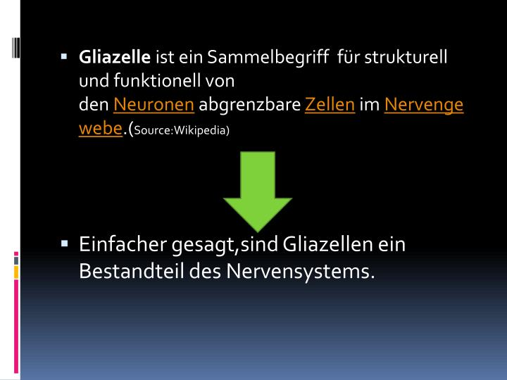 Gliazelle