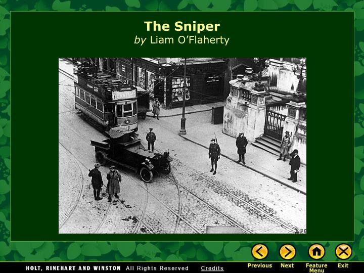 The sniper by liam o flaherty1