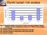 wyniki bada i ich analiza1