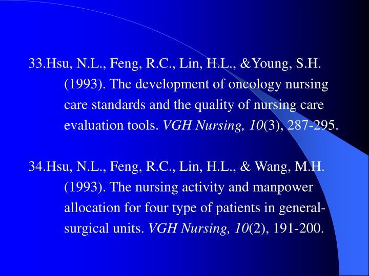33.Hsu, N.L., Feng, R.C., Lin, H.L., &Young, S.H.