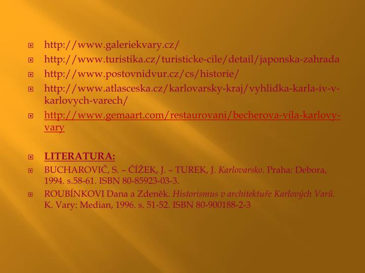 http://www.galeriekvary.cz/
