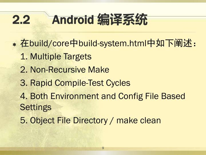 2.2       Android
