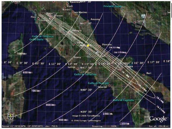 A. Blondel GDR neutrino 4 0ctobre 2006 Orsay