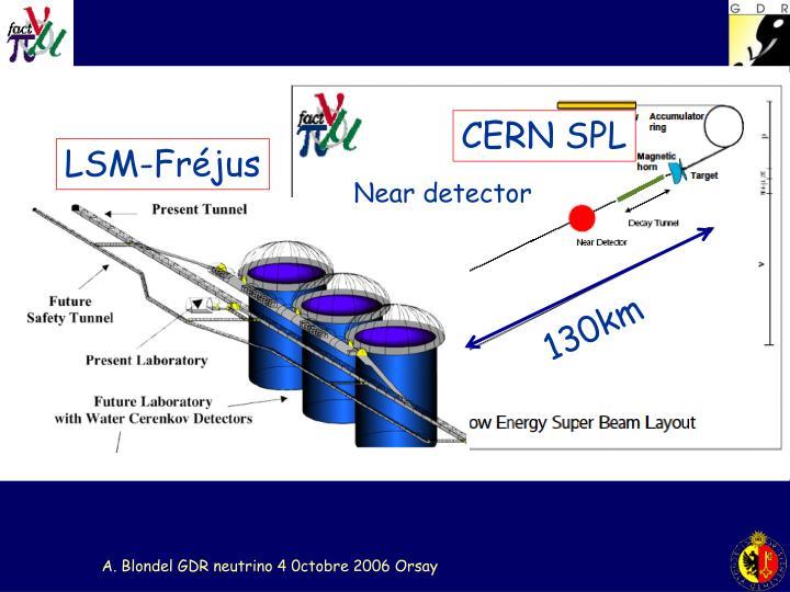 CERN SPL