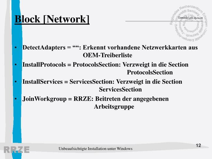 Block [Network]