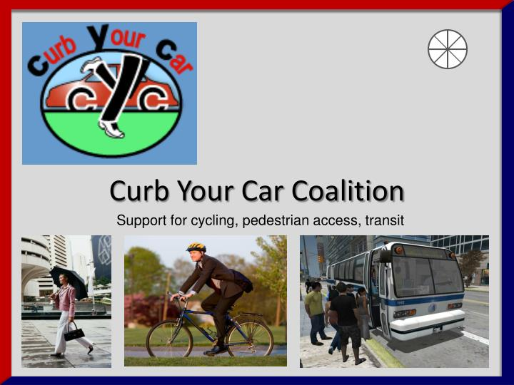 Curb Your Car Coalition