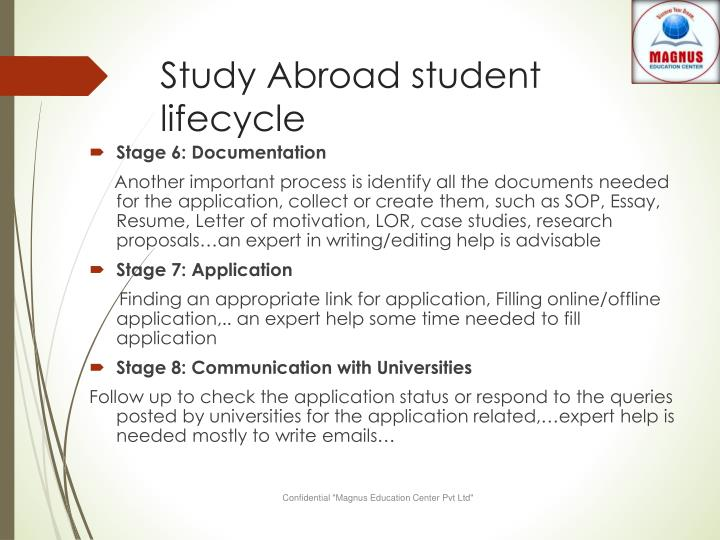 Write my do the benefits of study abroad justify the difficulties essay