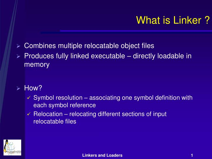 What is Linker ?