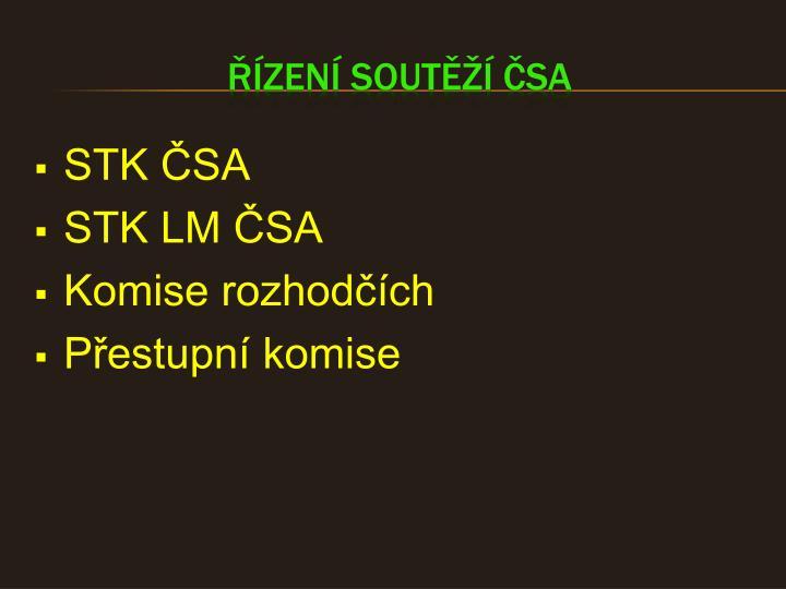 STK ČSA