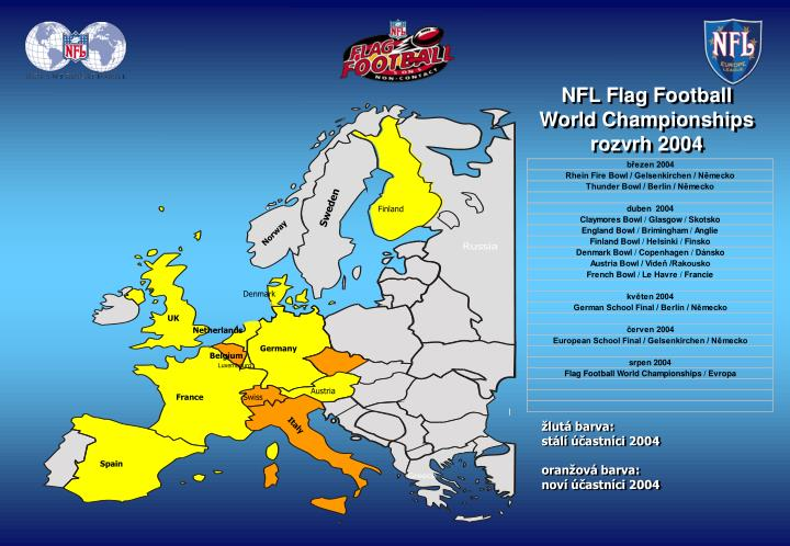 NFL Flag Football World Championships