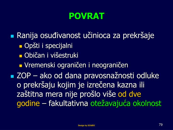 POVRAT