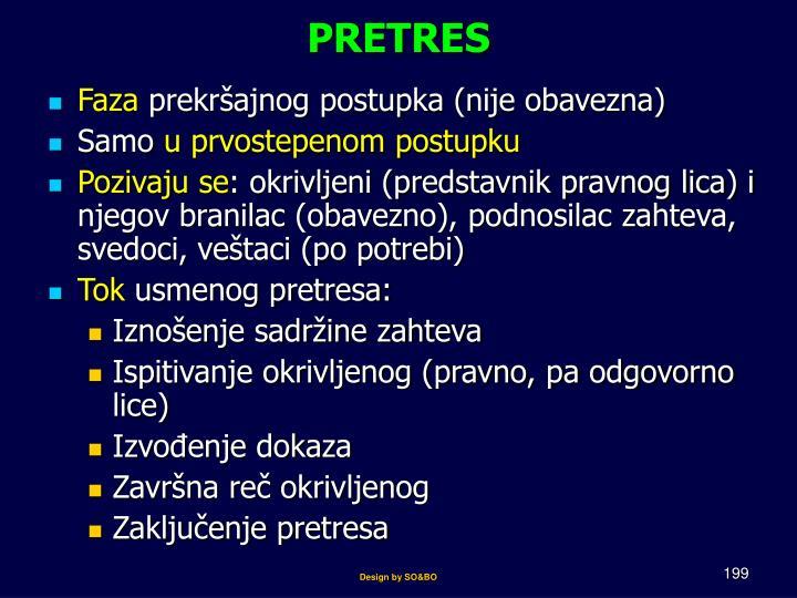 PRETRES