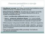 osnovne perspektive o razvoju3