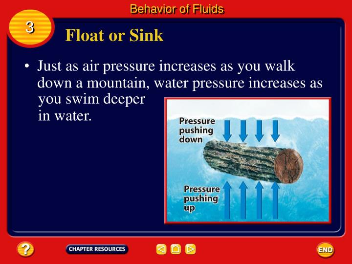 Behavior of Fluids