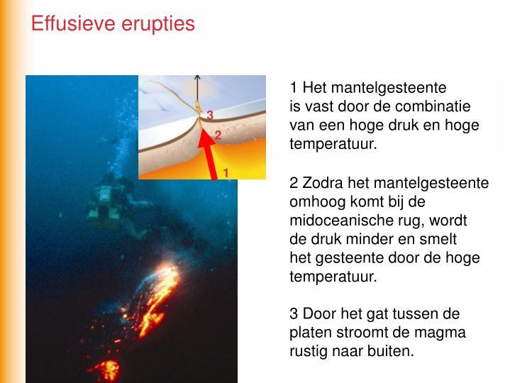 Effusieve erupties