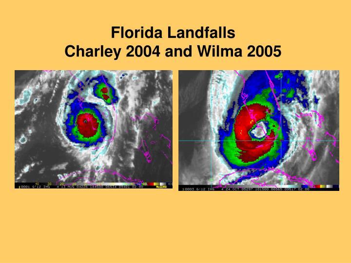 Florida Landfalls