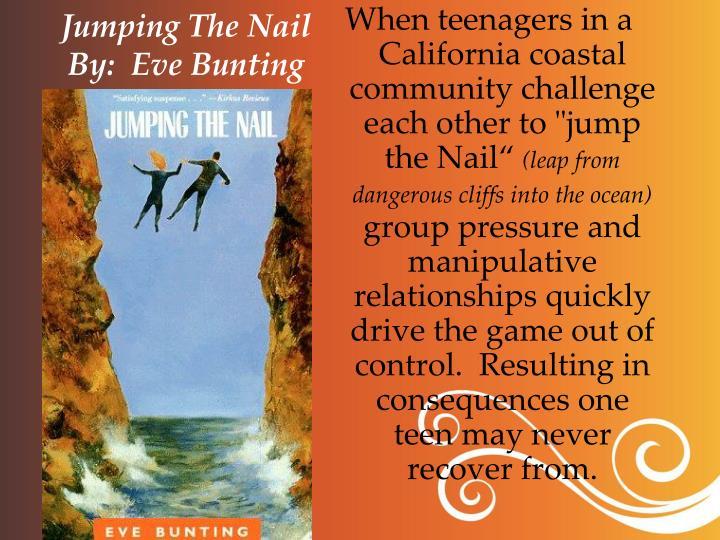 Jumping The Nail