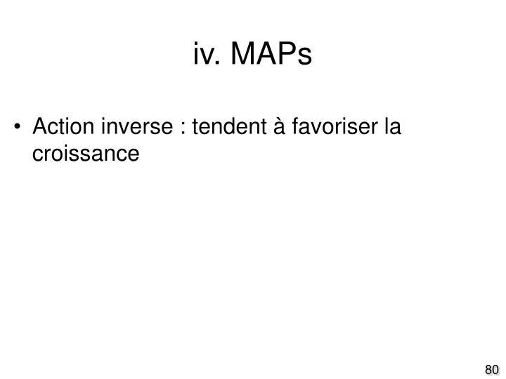 iv. MAPs