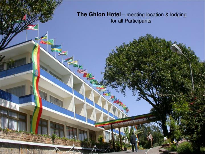 The Ghion Hotel