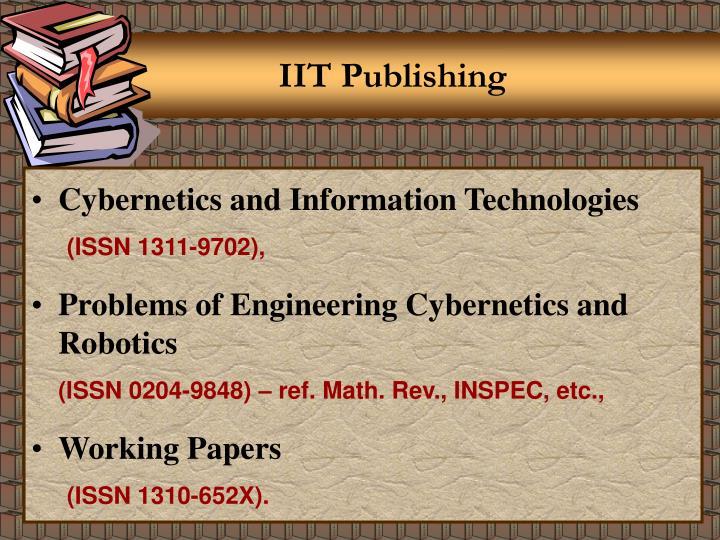 IIT Publishing