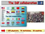 the d collaboration
