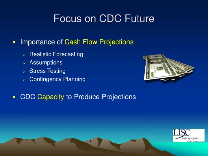 Focus on CDC Future