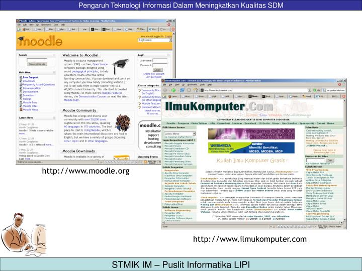 http://www.moodle.org