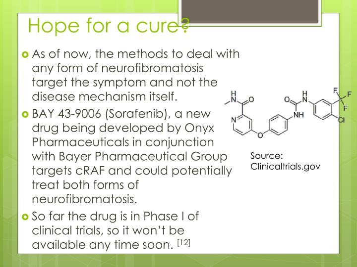 Hope for a cure?