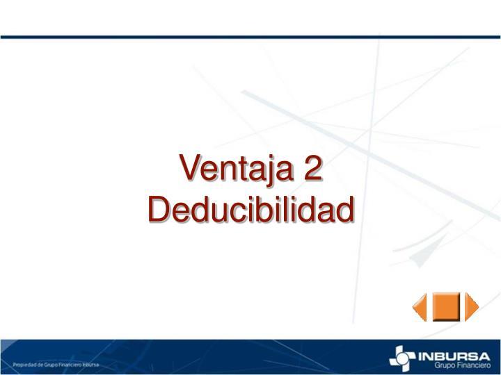 Ventaja 2