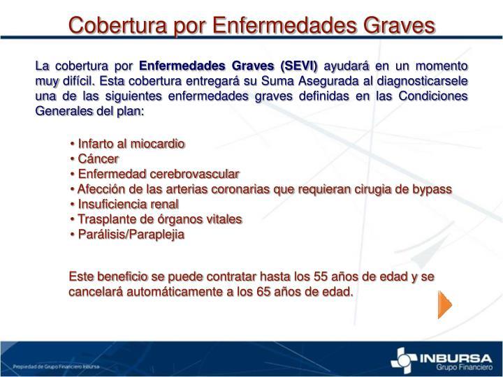 Cobertura por Enfermedades Graves