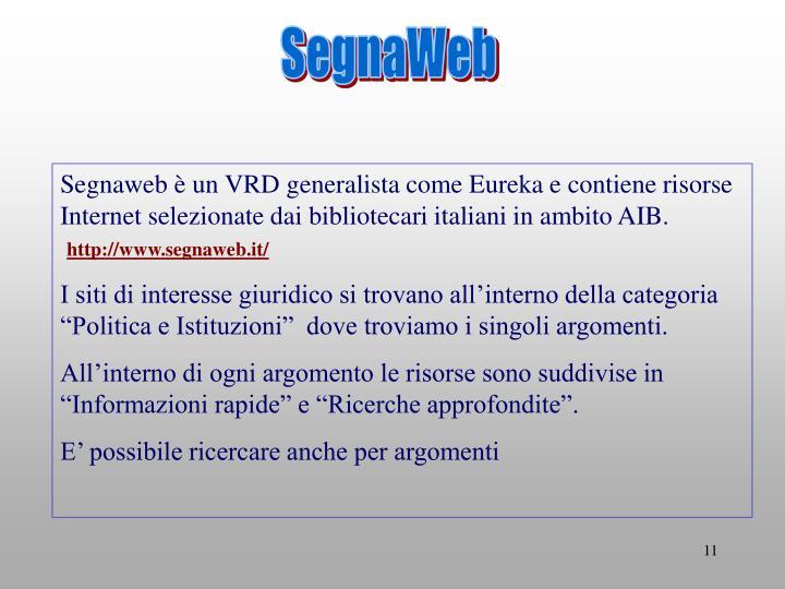 SegnaWeb