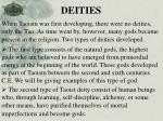 deities