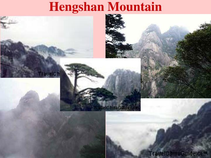 Hengshan Mountain