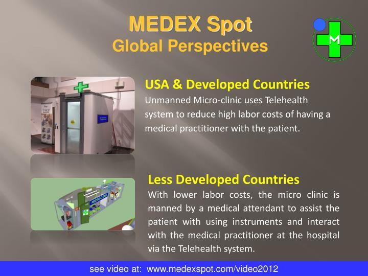 MEDEX Spot