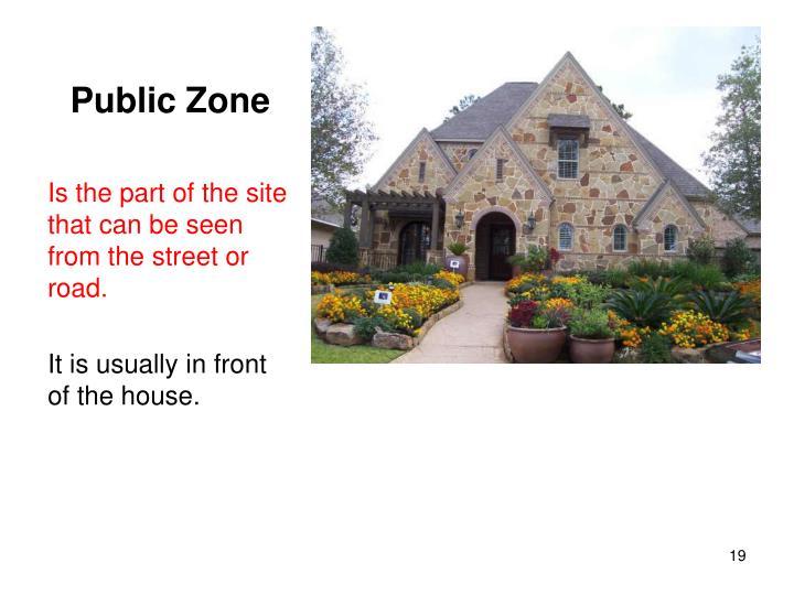 Public Zone