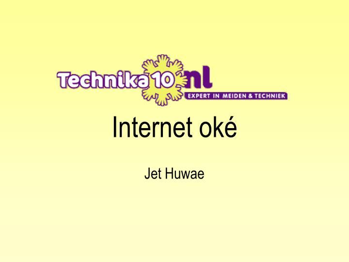 Jet Huwae