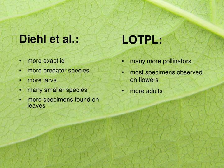 Diehl et al.: