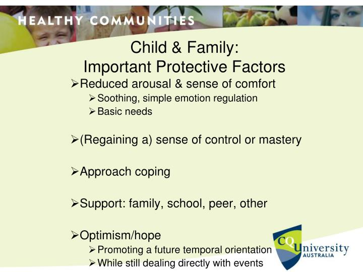 Child & Family: